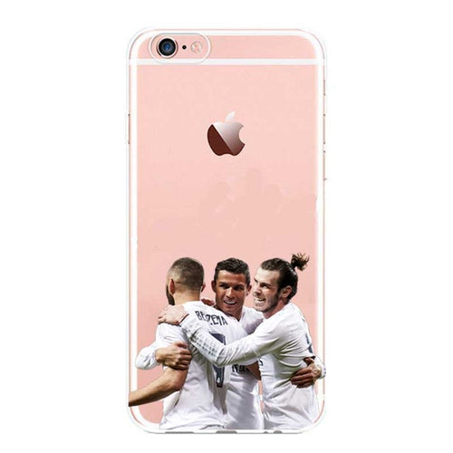 Real Madrid Cristiano Ronaldo iPhone Case For iPhone