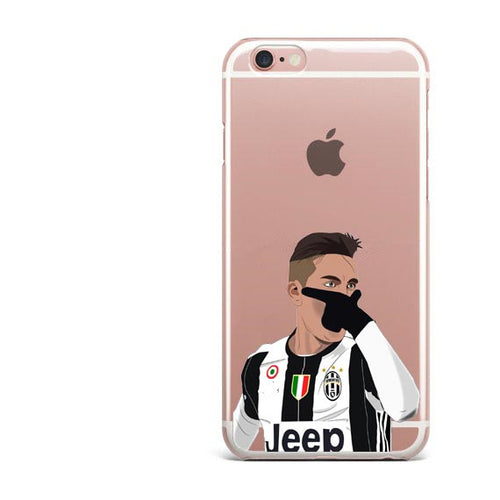 Paulo Dybala Phone Case for iPhone