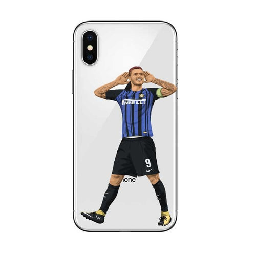 FoMohamed Salah / Icardi iPhone Case
