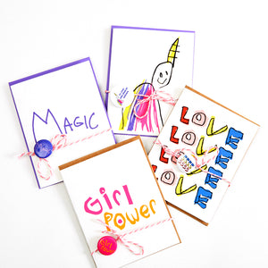 girl power card