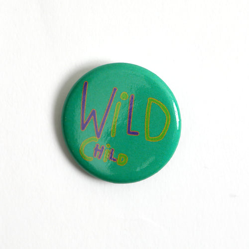 wild child button