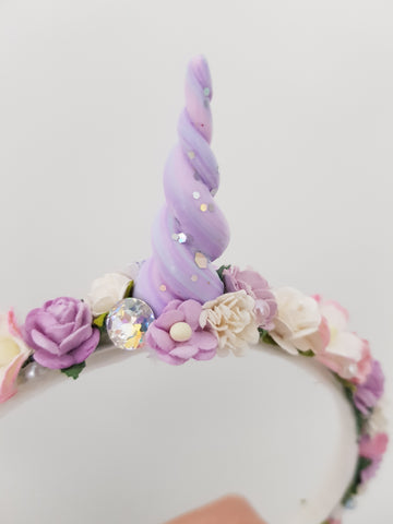 Unicorn Sparkle Headbands