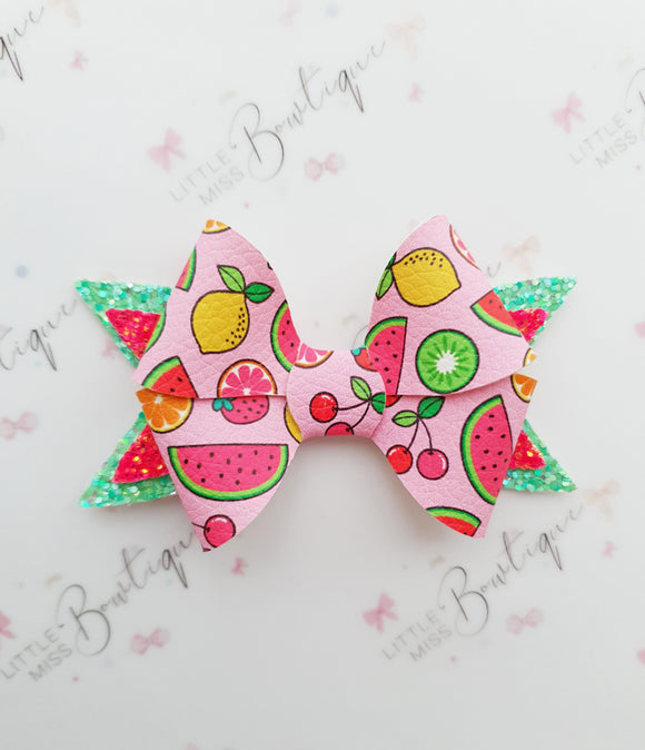 Fruit Salad Evie Bow