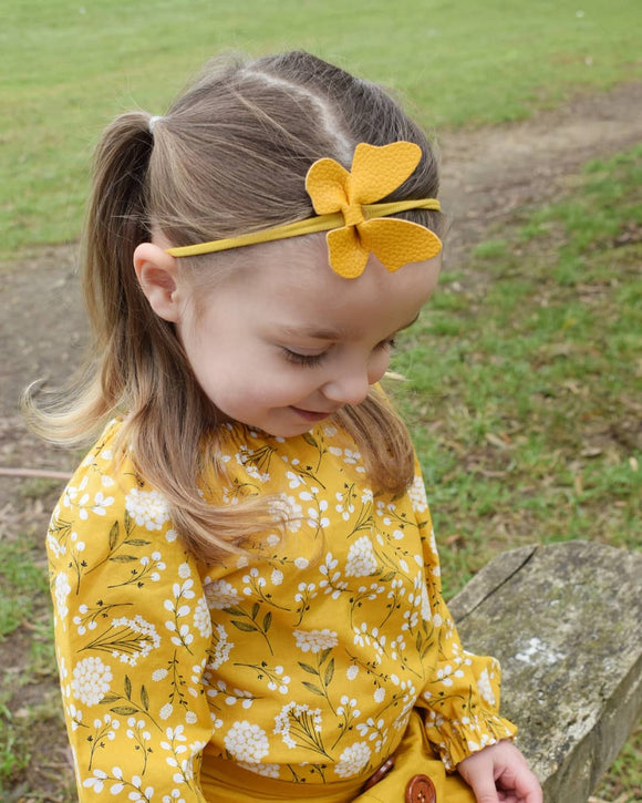 Custom Butterfly Bow - Any colour/fabric