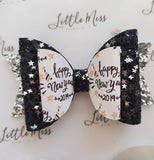 New Years Bow Set