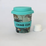 Personalised bamboo Jungle Cup
