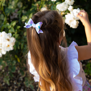 Summer Florals Bow