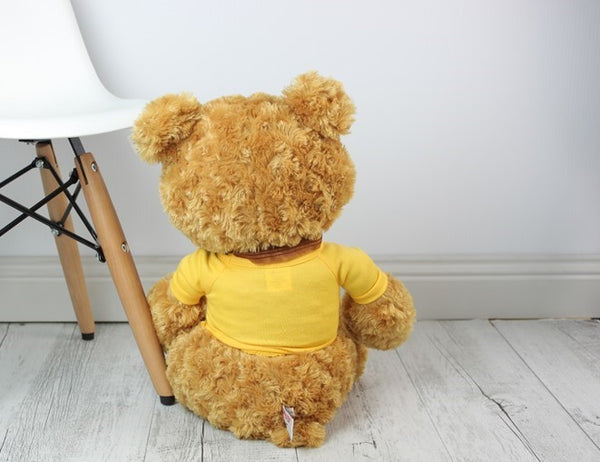 Personalised Teddy - Flyn w/ T-Shirt