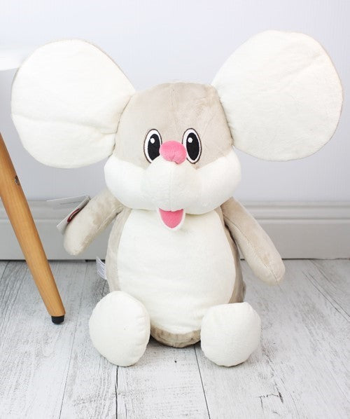 Personalised Teddy Bear -Mouse Cubbie