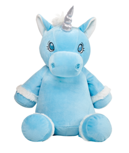Teddy Bear - Blue Unicorn