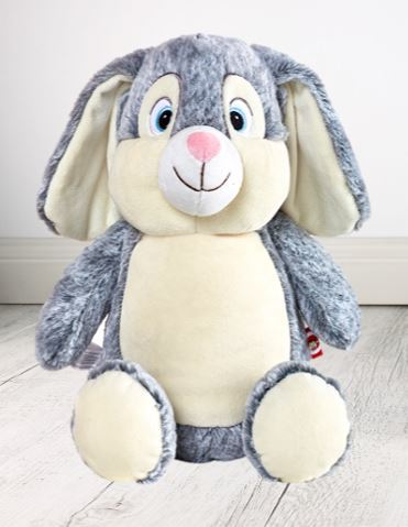 Personalised Teddy Bear -EASTER Munschkin Cubbie - 40cm