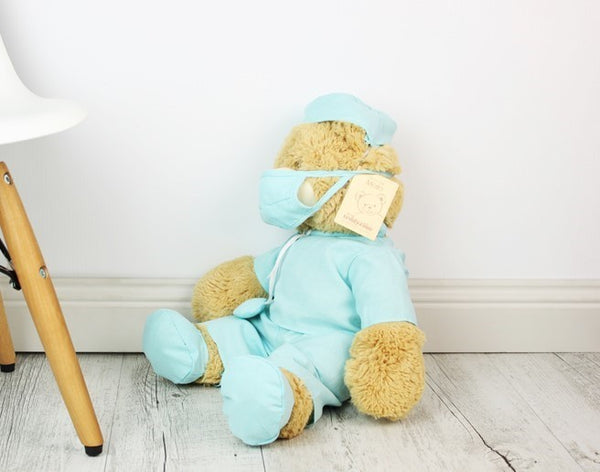 Doctor/Nurse Mojo Brown Teddy - 45cm