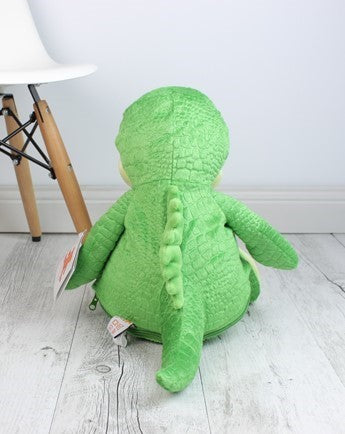 Personalised Teddy Bear - Dino Dinosaur Embroider Bear