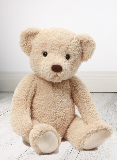 Personalised Teddy -  Cindy 40CM