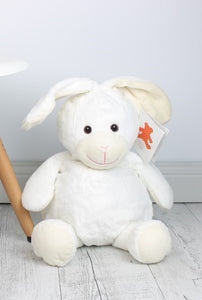 Bunny Bun Embroider Bear
