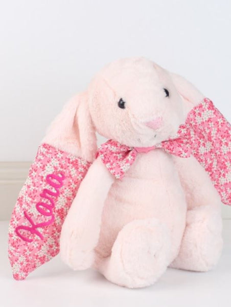 Popsi Pink Rose Bunny - LIMITED EDITION - Teddie & Lane