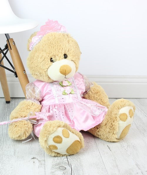 Princess Mojo Cream Teddy - 45cm