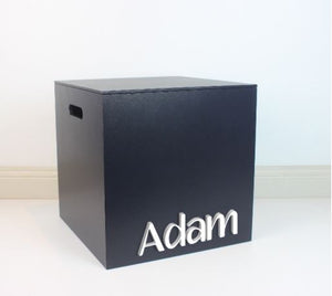 BLACK Grand Box 40cm - Teddie & Lane