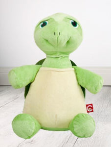 Personalised Teddy Bear -Turtle Cubbie