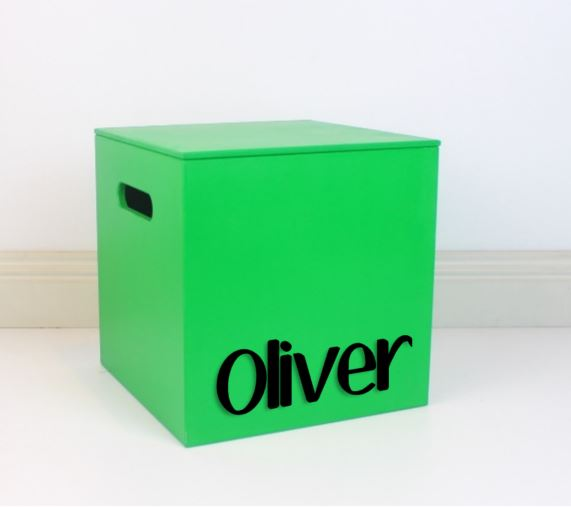 GREEN Mini Box 25cm