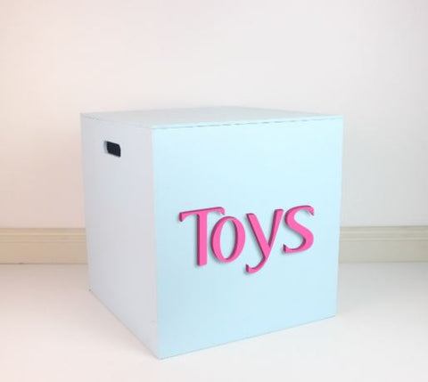 LIGHT BLUE Grand Box 40cm - Teddie & Lane