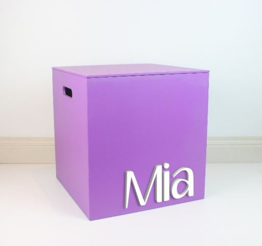 PURPLE Mini Box 25cm