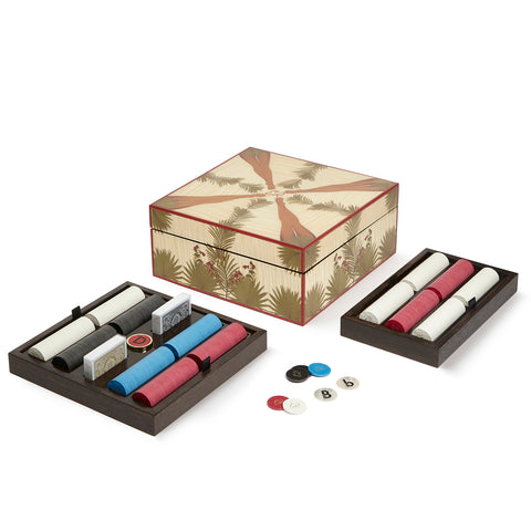 Eden Rock Poker set