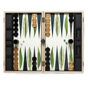 Leaf Backgammon Set