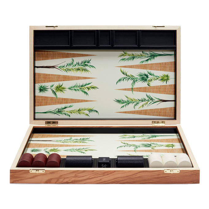 Palm Backgammon Set