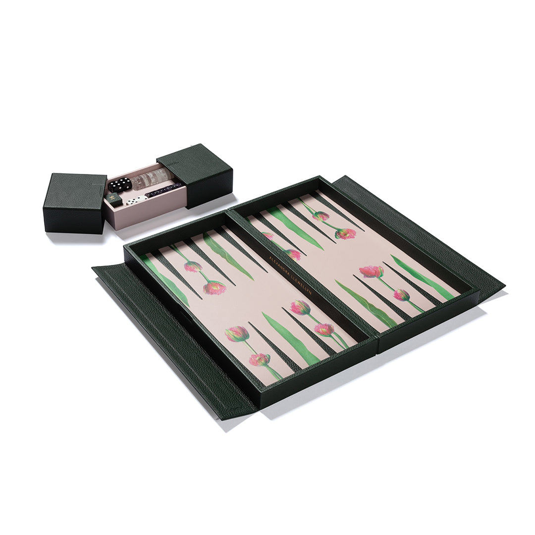 Tulip Travel Backgammon Set