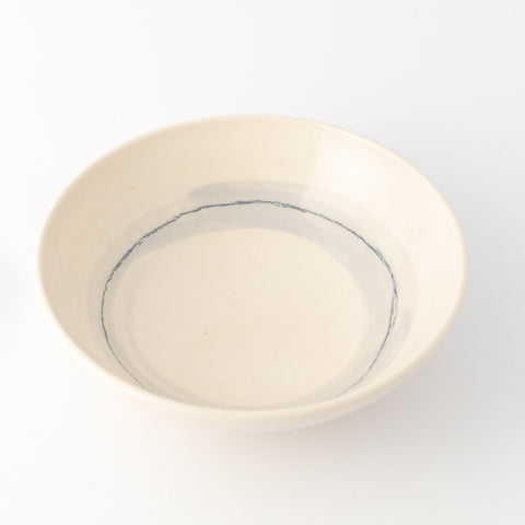 Salt Bowl - Shoreline Grey