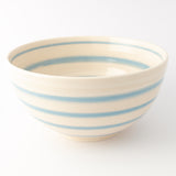 Salad Bowl - Cornish Blue Stripe