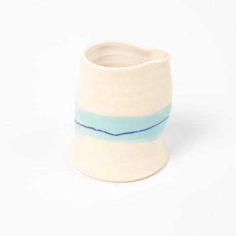 Cream Pourer - Shoreline Aqua