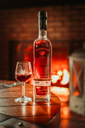 Warm up your Valentine's Day with Tequila