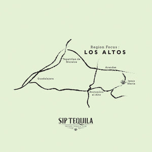 Los Altos Map