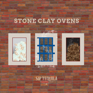 Stone Clay Ovens for Tequila