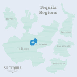 Tequila Regions