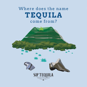 Where does the name Tequila come from?