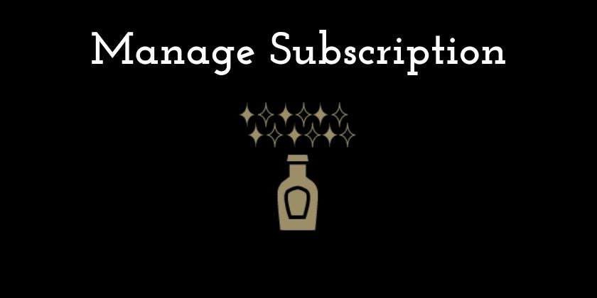Manage Tequila Subscription