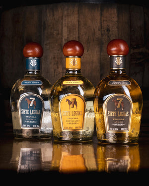 Siete Leguas Tequila Family Collection