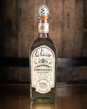 Fortaleza Tequila Blanco Still Strength