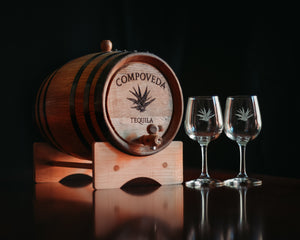 Sipping Tequila - Founders Release Cask Collection