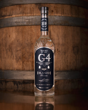 G4 Tequila Blanco High Proof 108