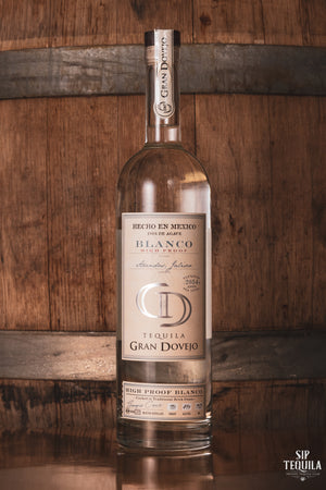 Gran Dovejo Tequila Blanco High Proof