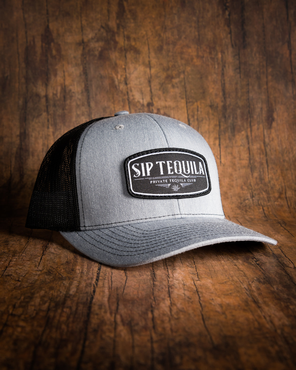 Sip Tequila Patch Snapback