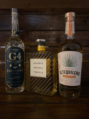 Reposado Tequila Bundle