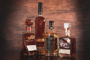 Extra Añejo Sipper's Series   (4 or 6 bottles)