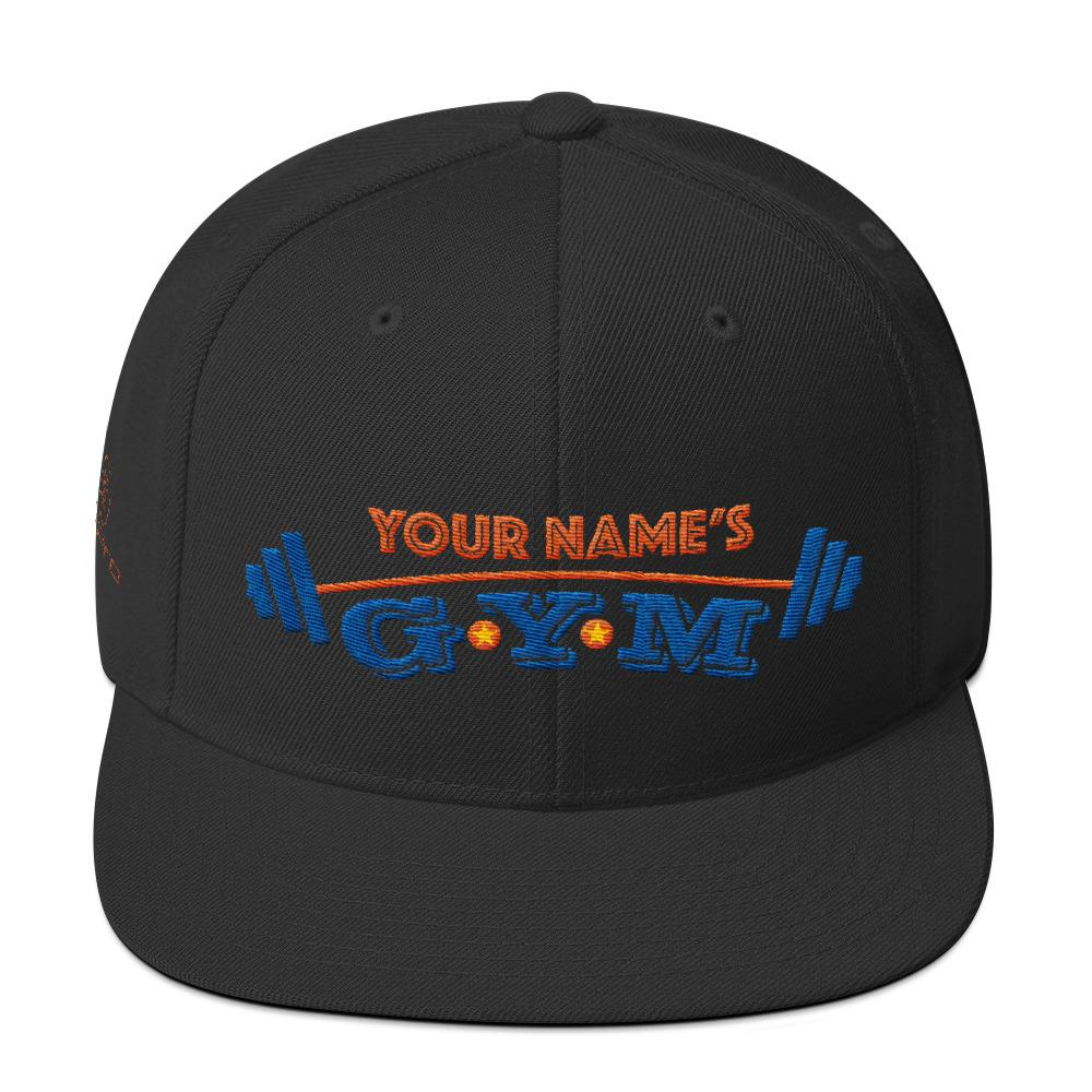 FitPro - Customize Snapback Hat - FitPro Technology