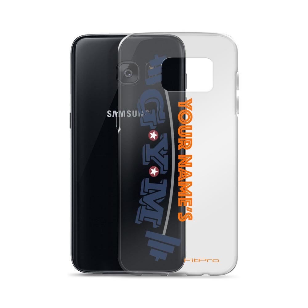 FitPro - Customize Samsung Case - FitPro Technology