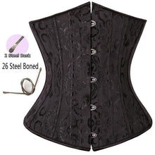 Load image into Gallery viewer, FitPro - Underbust Waist Trainer Corset - FitPro Technology